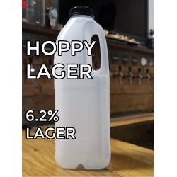 Hoppy Lager  - 2 pints