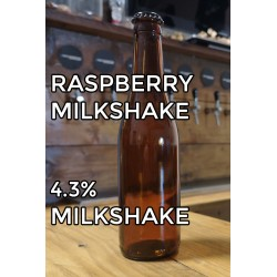 Milkshake - Raspberry - 330ml