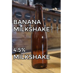 Milkshake - Banana - 330ml