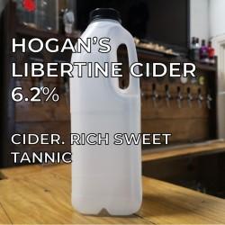 Hogan's Libertine Cider  -...