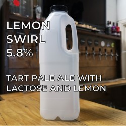 Lemon Swirl - 2 pints