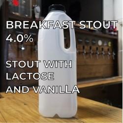 Breakfast Stout - 2 pints