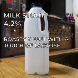 Milk Stout  - 2 pints