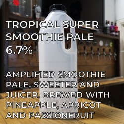 Tropical Super Smoothie  -...