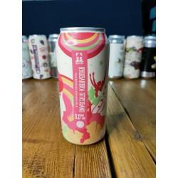 Brew York - Rhubarbara...