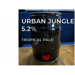 Urban Jungle 5l minikeg