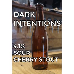Dark Intentions 330ml