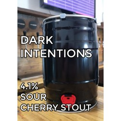 Dark Intentions 5l minikeg