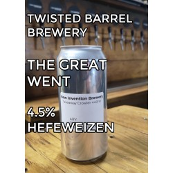 Twisted Barrel Brewery -...