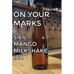 On Your Marks - 330ml Bottle