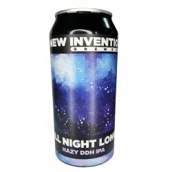All Night Long IPA - 440ml